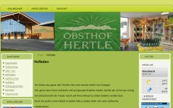 Obsthof Hertle Stockach