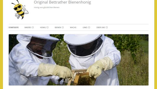 Original Bettrather Bienenhonig Mönchengladbach